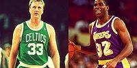 NBA'de Zamanımızın En İyi 10 Basketbolcusu