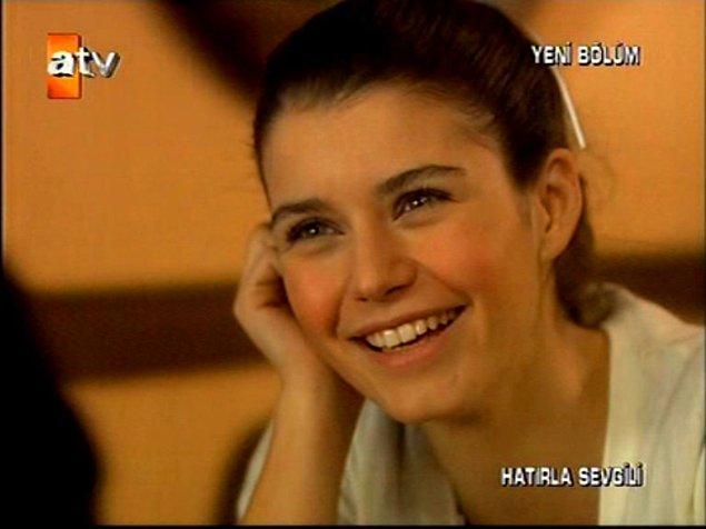 5. Hatırla Sevgili dizisinin masum ve saf prensesi Yasemin!