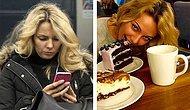 Metrodaki Yabancıları Sosyal Medya Profillerindeki Resimleriyle Eşleştiren Fotoğrafçıdan 11 Müthiş Kare