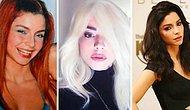 Saç Renklerini Değiştirme Konusunda Radikal Kararlar Alabilmiş 26 Ünlü Kadın