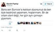 Halkımız Survivor İzliyor! Semihçisinden Yattaracısına Ünlülerden Survivor Tweetleri