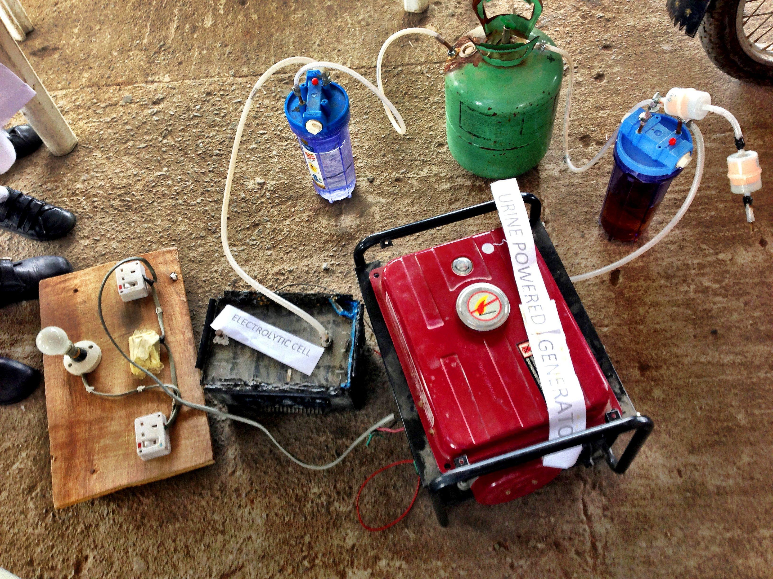 Электричество в домашних условиях