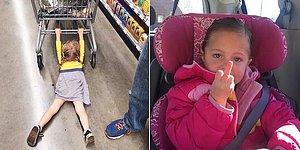 Bu Çocuklar Olmuş: Bizi Her An Gülümsetmeye Hazır Ufaklıklardan 19 Fotoğraf!