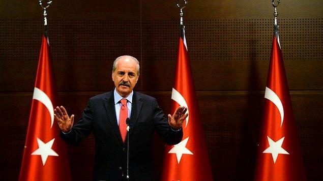 Kurtulmuş ilk açıklamayı sosyal medyadan yaptı: 'Türkiye için bu karar yok hükmündedir'