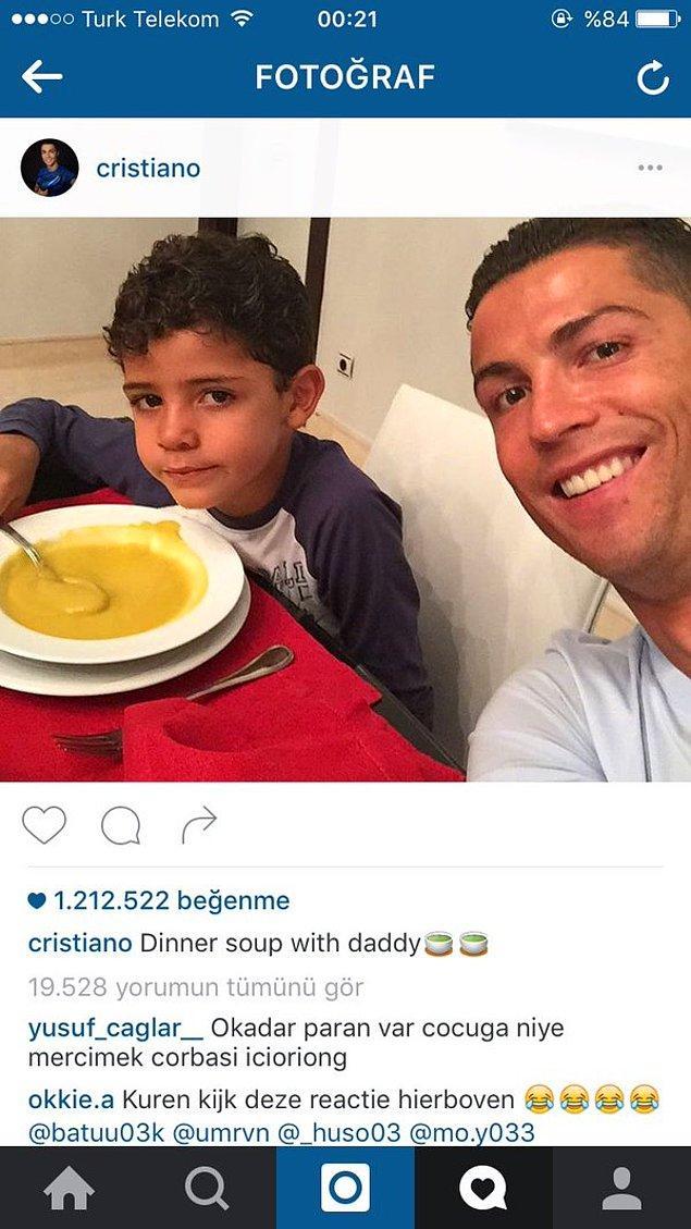 5. Oldu mu Ronaldo?