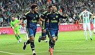 Konyaspor 0-3 Fenerbahçe