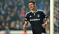 Mario Gomez'in Beşiktaş'ta Kalma Şartı Şampiyonlar Ligi
