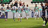 Konyaspor Avrupa Biletini Kaptı