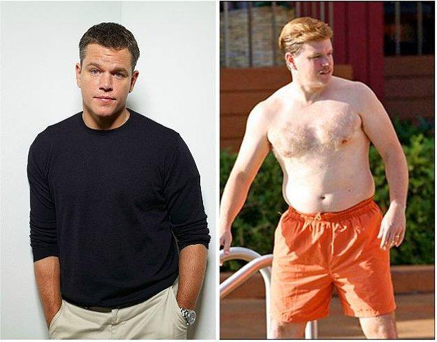 12. Matt Damon - İspiyoncu