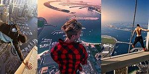 Hayatı Uçlarda Yaşayan Çılgın Gençten Yürek Hoplatan 9 Instagram Videosu