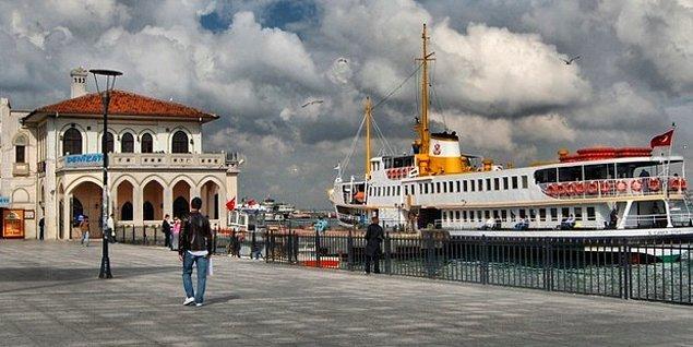 1. Son Beşiktaş-Kadıköy vapuru