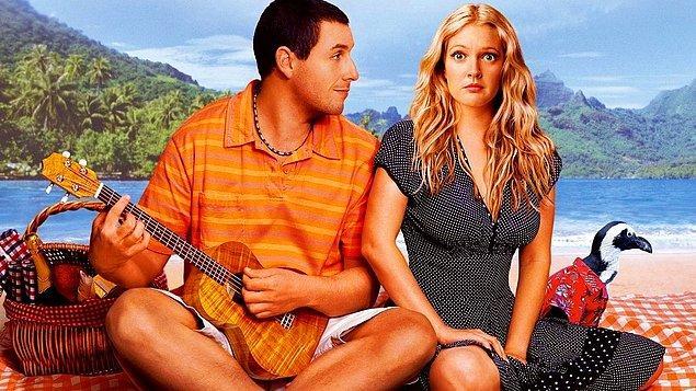 39. 50 İlk Öpücük / 50 First Dates (2004)