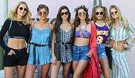Coachella 2016: Ünlü Yıldızların Festival Stilleri