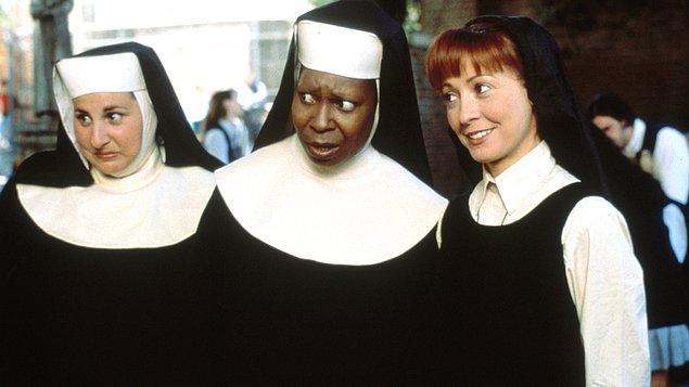53. Yırtık Rahibe / Sister Act (1992)