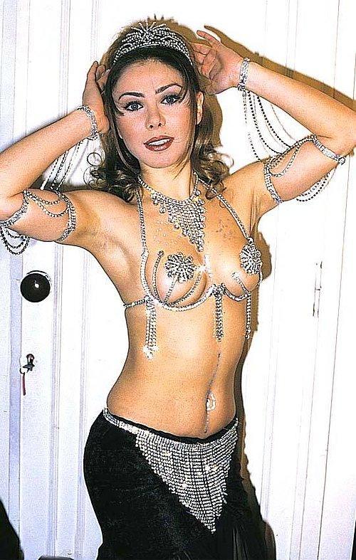 Asena Ciplak Ustsuz Dansoz Naked Turkish Celebrity  29