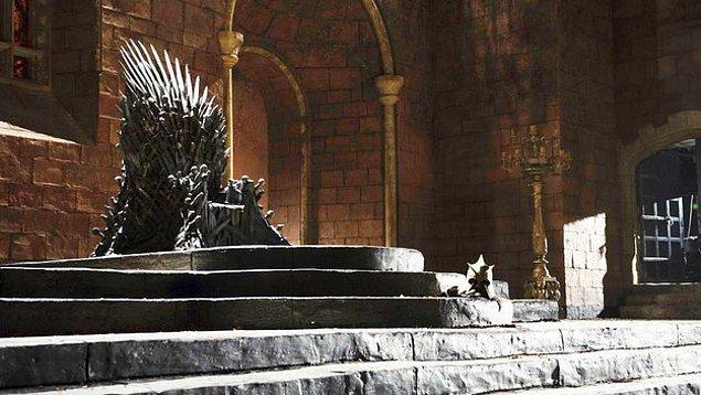 7. Deli Kral Aerys Targaryen