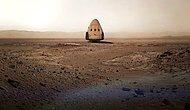 SpaceX, 2018'de Mars'a İlk Aracını Göndermeye Hazırlanıyor