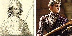 Game of Thrones'a İlham Kaynağı Olmuş 9 Tüyler Ürpertici Tarihi Olay