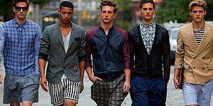 Şort Giymeyi Bilmeyen Erkekler Lütfen Çıkabilir mi? Ülke Kasıyor...