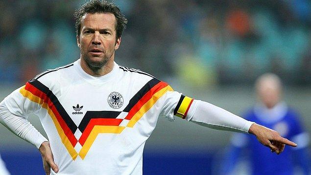 10. Lothar Matthaeus / Almanya