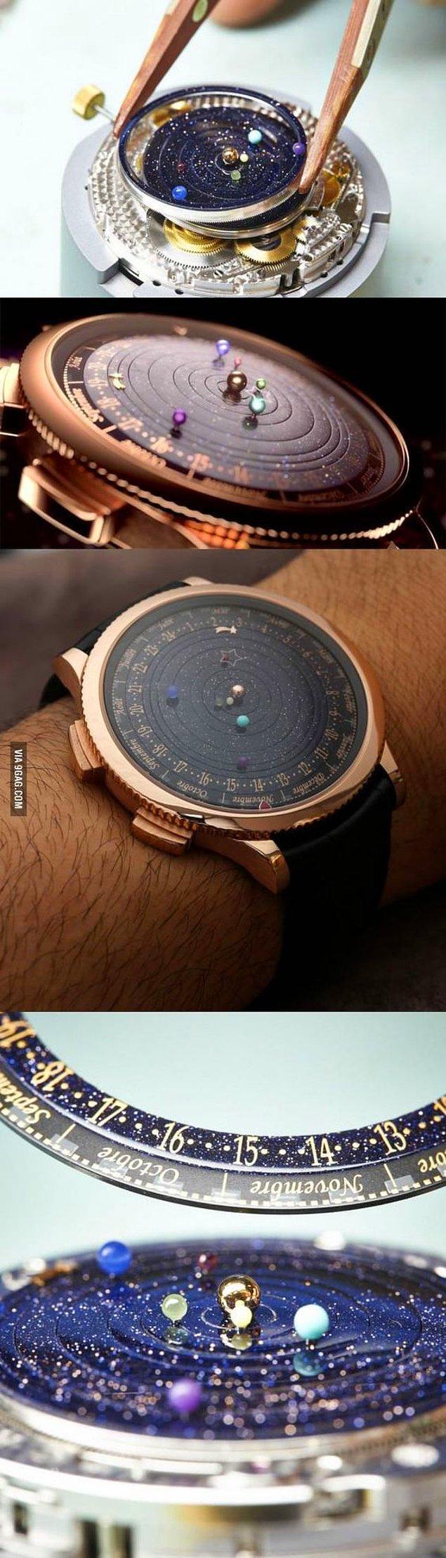 3. Saatin mükemmelliği.