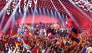 Eurovision'da KKTC ve Filistin bayrağına yasak !
