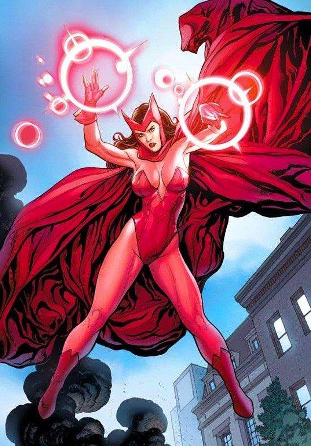 9. Scarlet Witch