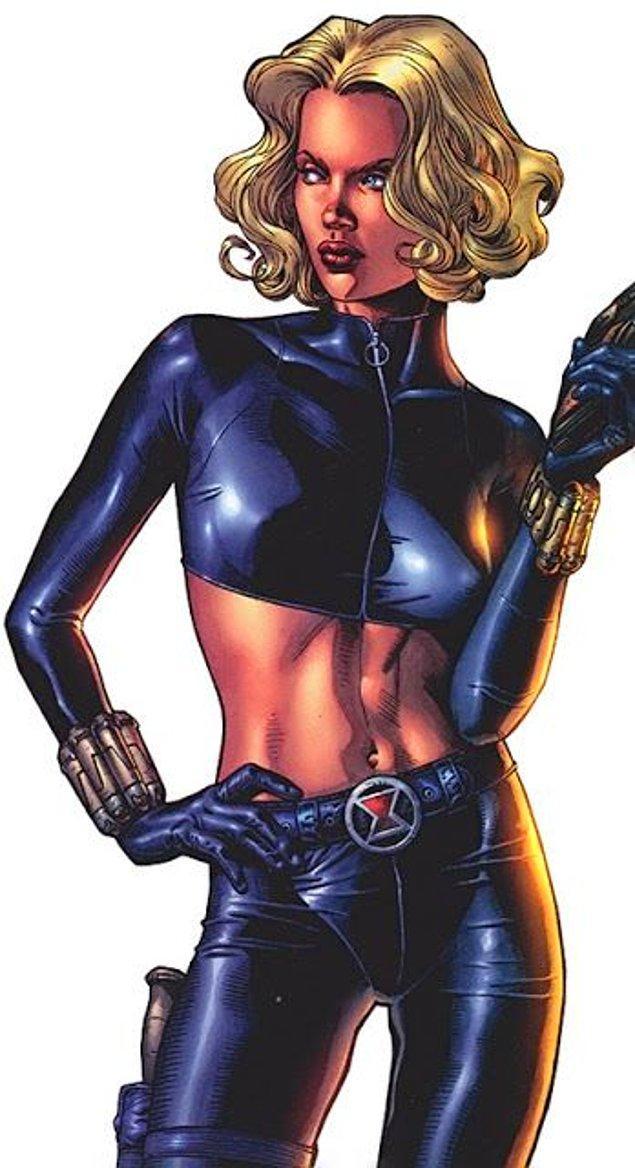 11. Black Widow (Yelena Belova)