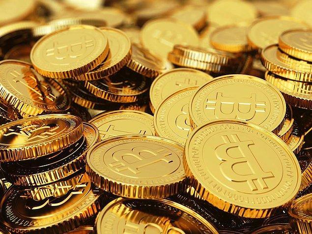 Dünyadaki toplam Bitcoin sayısı 15,5 milyon civarında