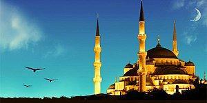 Bugün İslam'da Allah'a Yükseliş ve Arınma Olarak Kabul Edilen Miraç Kandili!