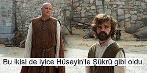 2. Bölümüyle Heyecanımızı Doruğa Çıkartan Game of Thrones'a Sosyal Medyanın Eğlenceli Yorumları