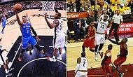 NBA'de Thunder ve Cavaliers Kazandı
