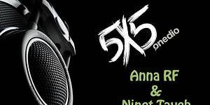 Onedio ile Müzik Keşfi 5x5: Anna RF & Ninet Tayeb