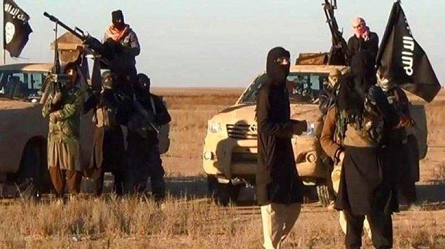 IŞİD dün akşam Kilis'te hudut karakolu yakınına saldırı düzenlemişti