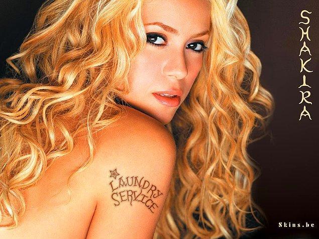 Yani biraz daha zorlarsanız Shakira ile akraba bile çıkabilirsiniz.