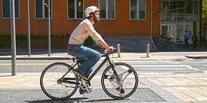Sıradan Bisikletleri Elektrikli Hale Getiren Tekerlek: GeoOrbital