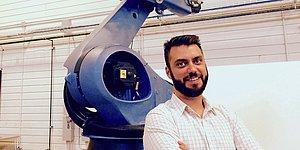 Hakiki Milli Gurur: NASA'nın Düzenlediği Yarışmaya Damga Vuran Türk Mimar Güvenç Özel!