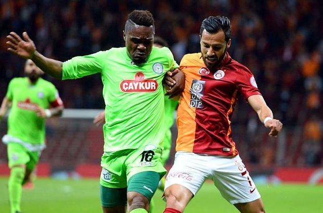 Galatasaray 0-0 Rizespor