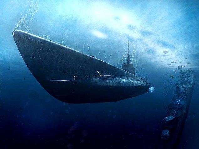3. Modern Denizaltı