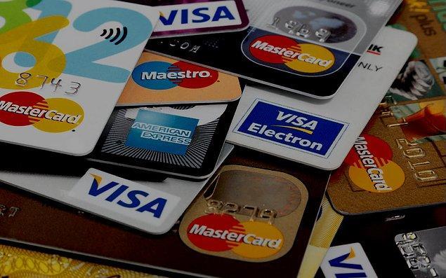 4. Kredi Kartları