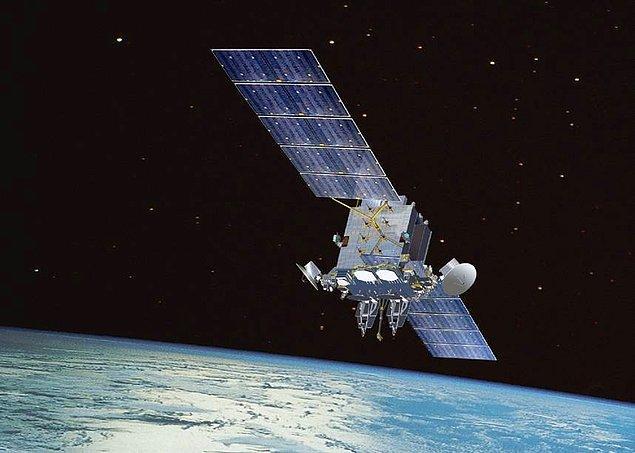 16. Haberleşme Uyduları