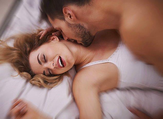 8. Emsalsiz bir orgazma giden yol...