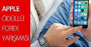 Forex Piyasalarında Yarışın, iPhone 6S, Watch veya iPad Kazanma Fırsatını Yakalayın