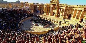 IŞİD'den Geri Alınan Palmira'da Klasik Müzik Konseri