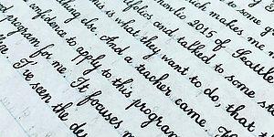 Baktıkça Bakmak İsteyeceğiniz 25 Muhteşem El Yazısı Örneği