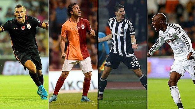 Galatasaray'da hedef Avrupa, Beşiktaş ise avantajını korumak istiyor