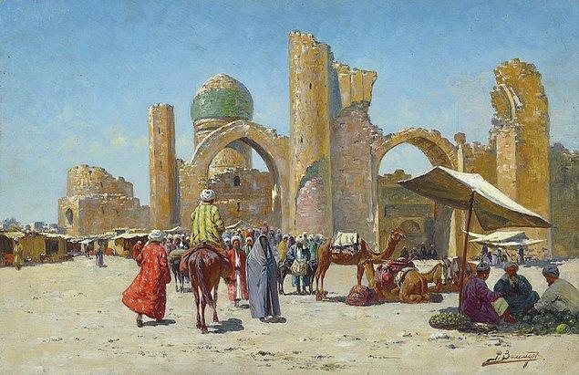 Uluğ Bey Maveraünnehr'in Hükümdarı Oluyor