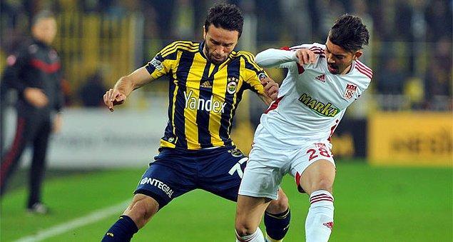 Medicana Sivasspor (29): Kayserispor (D), Fenerbahçe