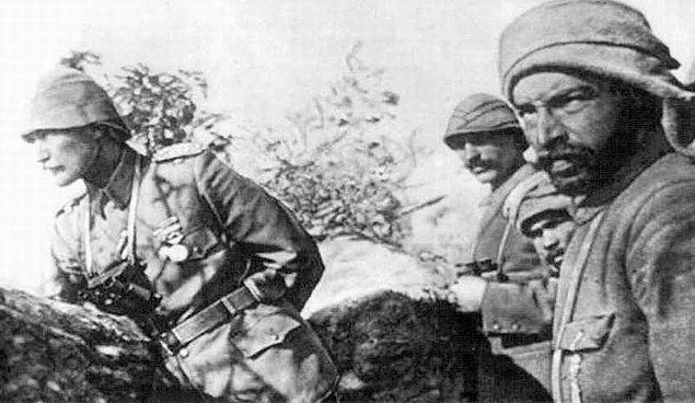 41. Çanakkale Savaşı hangisinin bir cephesidir?