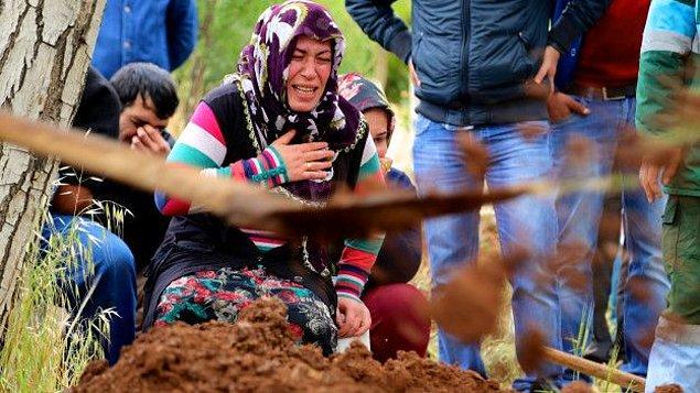 3. Kilisli Anne: 'Çekin de İbret Olsun! Kanlı Bombalar Kızını Aldı Zehra'nın Deyin'